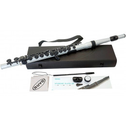 NUVO Student Flute Silver/Black Флейта
